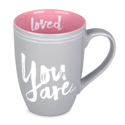 You are loved mug Psalm 23:6