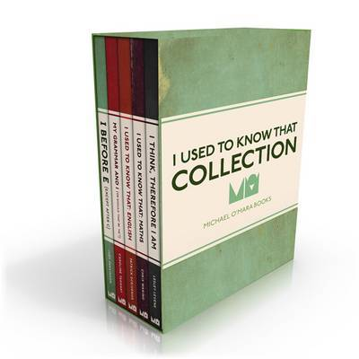 I Used to Know That Collection Slipcase