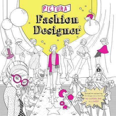 Pictura Creative Kids:Fashion Designers