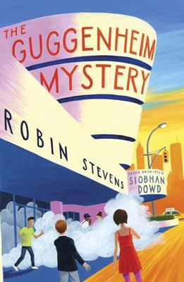 The Guggenheim Mystery (London Eye Mystery #2)