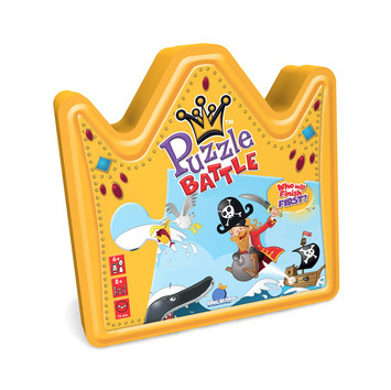 Puzzle Battle: Pirates