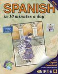 Spanish in 10 Minutes a Day + Digital Download