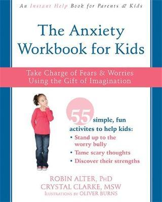 Anxiety Workbook for Kids