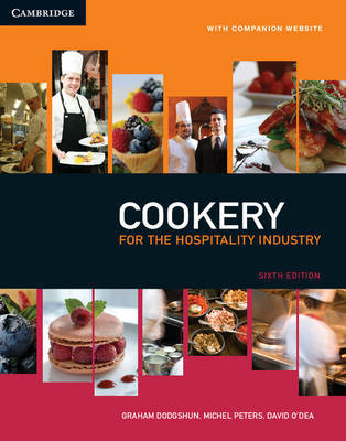 Cookery for the Hospitality Industry (6th ED)