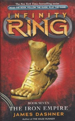 The Iron Empire (Infinity Ring #7)
