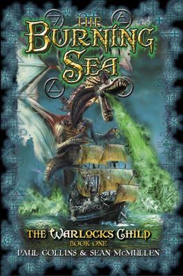 The Burning Sea (Warlock's Child #1)