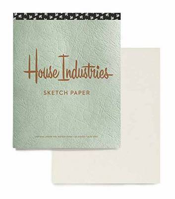 House Industries Sketch Paper