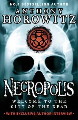 Necropolis (Power of Five #4)