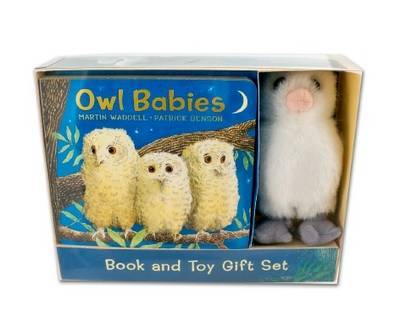 Owl Babies (Book & Toy Gift Set)