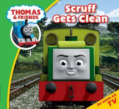 Scruff Gets Clean (Thomas & Friends Story Library)