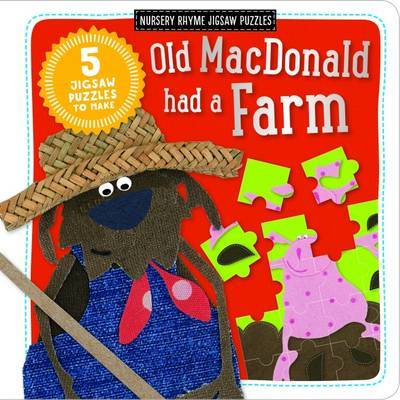 Old MacDonald: Kate Toms Jigsaw Book