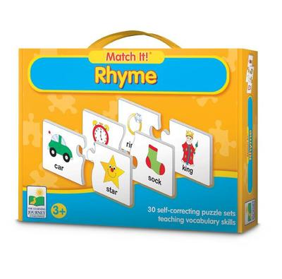 Match It! Rhyme