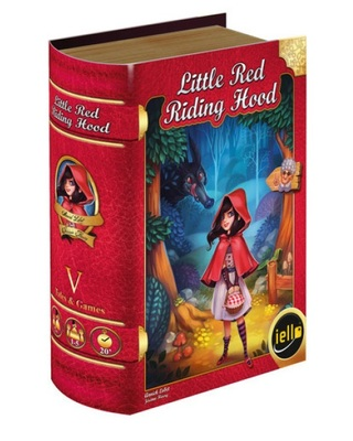 Little Red Riding Hood Tales & Games