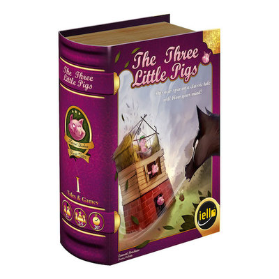 The Three Little Pigs Tales & Games