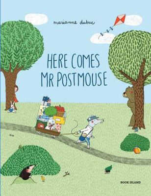 Here Comes Mr Postmouse (#1 HB)