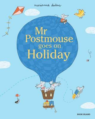 Mr Postmouse Goes on Holiday (#2 HB)