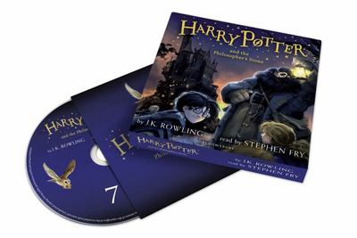 Harry Potter and the Philosopher's Stone (HP Audio #1)