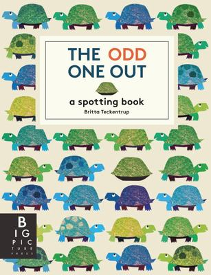 The Odd One Out (A Spotting Book)