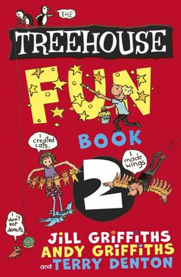 The Treehouse Fun Book 2