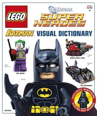 LEGO Batman Visual Dictionary (DC Universe Super Heroes)