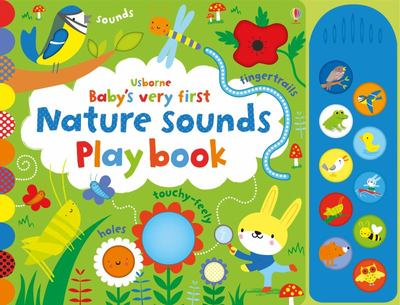 Nature Sounds Playbook (Baby's Very First Noisy Board Book)