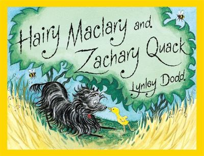 Hairy Maclary and Zachary Quack (Board Book)
