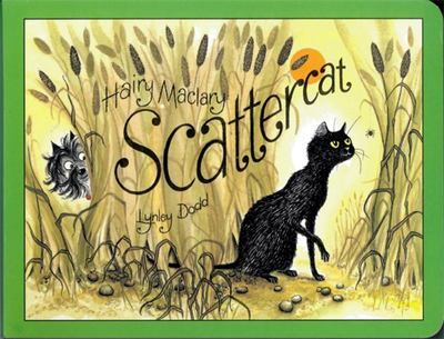 Hairy Maclary Scattercat (Board Book)