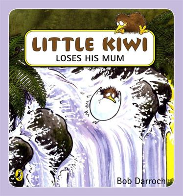 Little Kiwi Loses His Mum