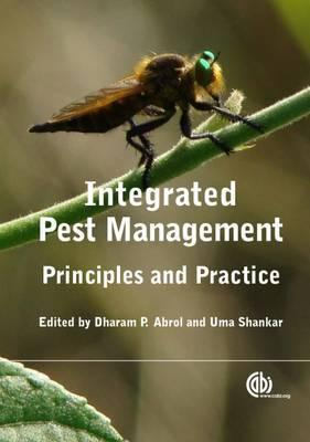 Integrated Pest ManagementPrinciples and Practice
