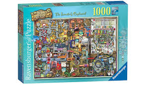 Ravensburger - The Inventors Cupboard Puzzle 1000pcs