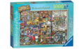 Ravensburger - The Inventors Cupboard Puzzle 1000pc