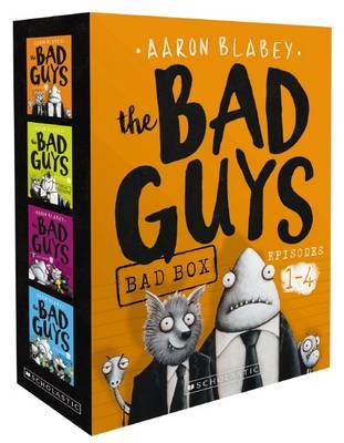 Bad Box (The Bad Guys #1-4)
