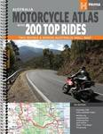 Australia Motorcycle Atlas with 200 top rides 6th ed