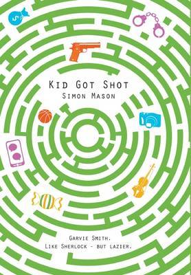 Kid Got Shot (Running Girl #2)