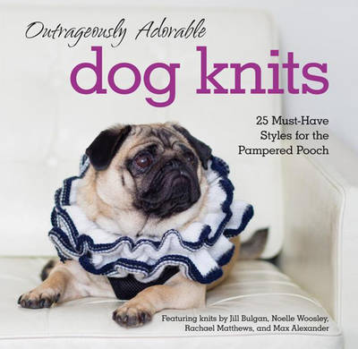 Outrageously Adorable Knits for Dogs 25 Must-Have Styles for the Pampered Pooch