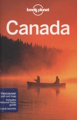 Lonely Planet Canada 12E
