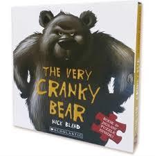 The Very Cranky Bear (PB & Jigsaw)