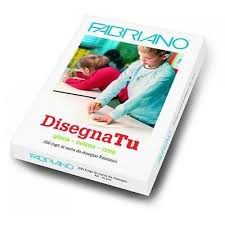 Fabriano Disegna Tu Drawing Paper 90gsm A4 Pkt 250