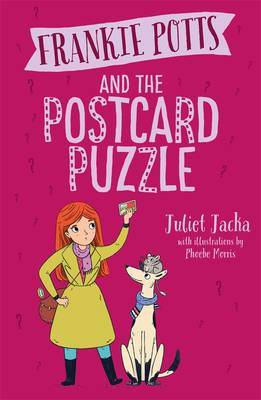 The Postcard Puzzle (Frankie Potts #3)