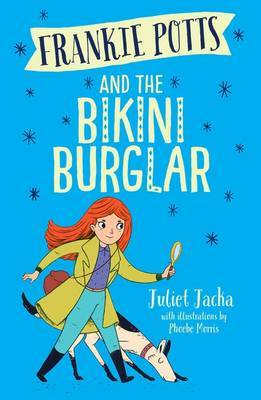 The Bikini Burglar (Frankie Potts #2)