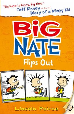 Big Nate Flips Out (#5)