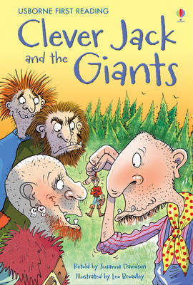 Clever Jack and the Giants (Usborne First Reading)