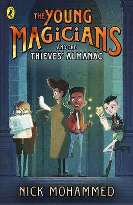 The Young Magicians and The Thieves' Almanac  (#1)