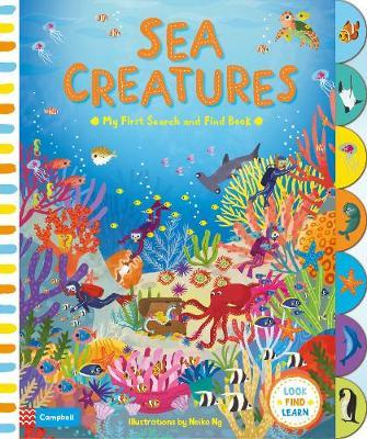 Sea Creatures (Look Find Learn)
