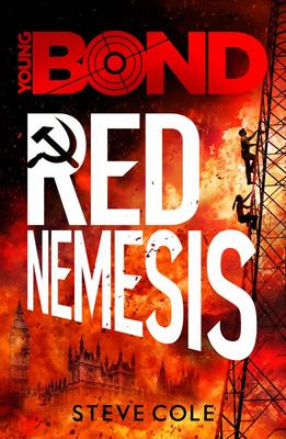 Red Nemesis (Young Bond #9)