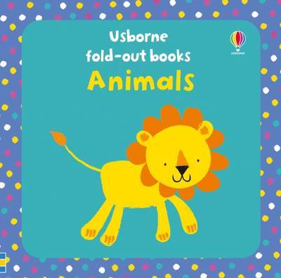 Animals (Fold-Out Books)
