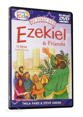 My First DVD : Ezekiel & Friends