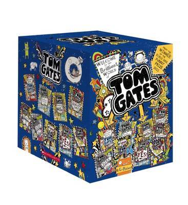 Welcome to the Brilliant World of Tom Gates (Box Set #1-9)