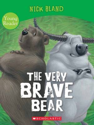 The Very Brave Bear (Young Reader)