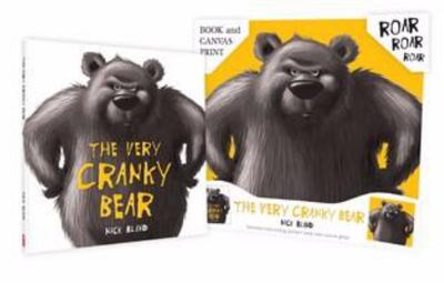 The Very Cranky Bear + Canvas